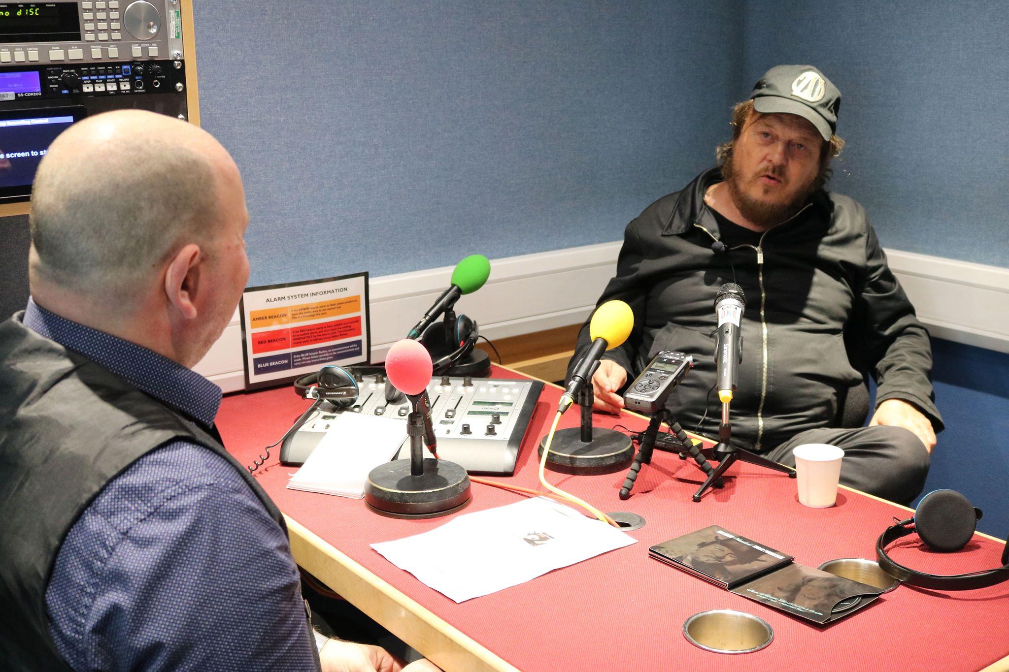 Zucchero a LondonONEradio dagli studi della BBC