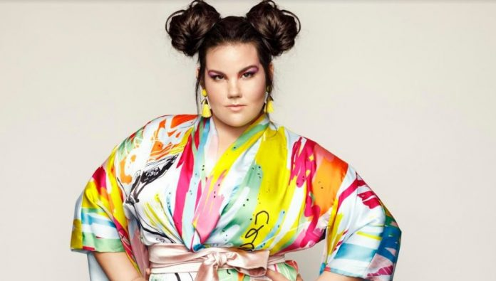 Credit: lasexta.com -Netta Barzilai, winner of the Eurovision final 2018