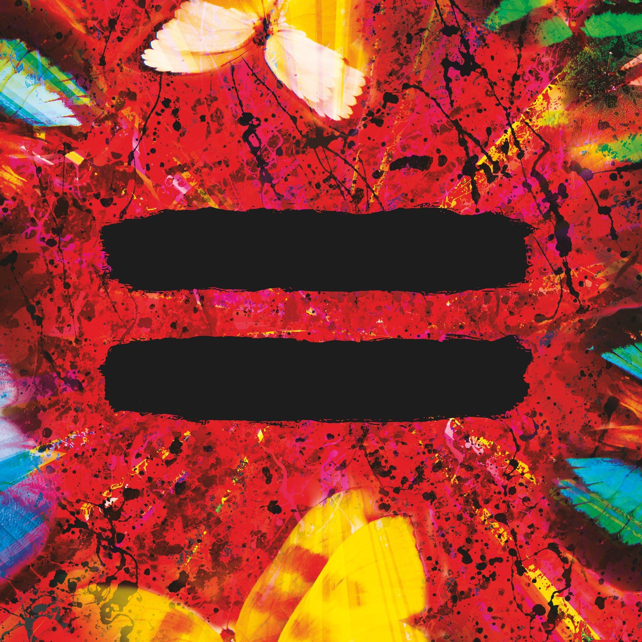 Ed Sheeran album cover
